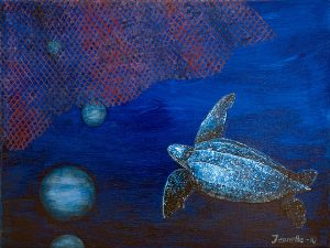 Turtle-Netting